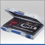 Dust-Print-Lifter-Kit zur Sicherung von Schuh- und Staubabdrücken