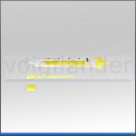 Urin-Monovette Standard mit Saugspitze und Verschlusskappe