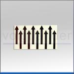 Arrows, Self-Adhesive, 28 x 3mm