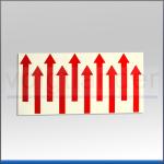Arrows, Self-Adhesive, 60 x 7mm
