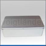 Metallbehälter, 261 x 135 x 76mm