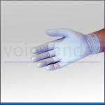 Nitril Einmal-Chemikalienhandschuh Dermatril, blau