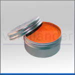 Magnetpulver UV orange, 100g, in Aluminiumdose