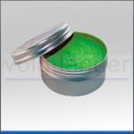 Magnetpulver UV grün, 100g, in Aluminiumdose