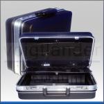 Hartschalen-Koffer, ABS, schwarz, 490 x 365 x 195mm