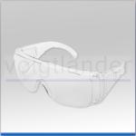 Schutzbrille/Überbrille Standard, Augenraumabdeckung