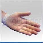 Vinyl Einmal-Handschuh, puderfrei