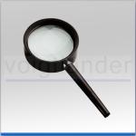 Handlupe bikonvex, 3x, 40mm (D), 8dpt