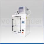 Cyanacrylat-Spurenentwicklungsgerät VCA  204L, mit Touch-Panel