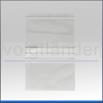 Druckverschlussbeutel PP, mit Beschriftungsfeld