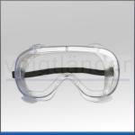Schutzbrille/Überbrille Vollsicht mit Belüftung