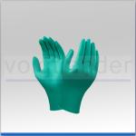 Nitril Einmal-Handschuh Touch N Tuff, grün