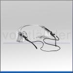 Schutzbrille/Überbrille Comfort, Augenraumabdeckung