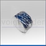 Spurensicherungsband, Polizei®, kristallklar