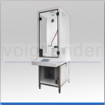 Cyanacrylat-Spurenentwicklungsgerät VCA  200L, mit Touch-Panel, 3-seitig verglast