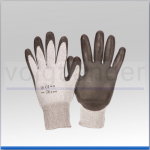 Cut Resistant Gloves, PU