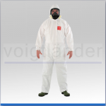 Disposable Coverall M2500 Microgard, Type 4-B, 5-B, 6-B, Size S