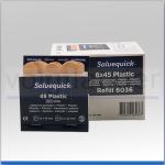 Pflaster wasserabweisend, Nachfüllset Salvequick, Refill 6036