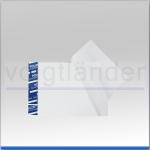 Spurensicherungsblattfolie, Polizei®, kristallklar, 10 x 13cm