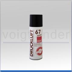 Druckluftspray, 400ml, Typ Super 67