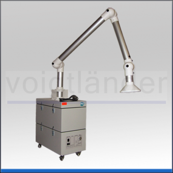Suction and Filter Unit GL 265, mobile unit