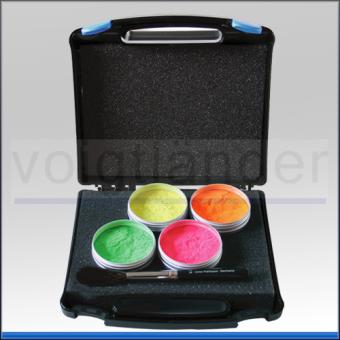 Fluorescent Fingerprint Powder Kit
