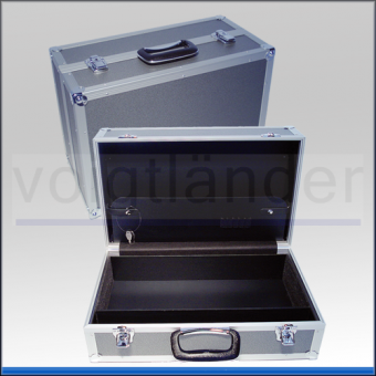 Alu-Rahmenkoffer, anthrazit, 480 x 355 x 245mm