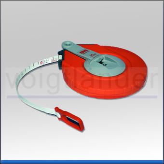 Kapsel-Bandmaß, BMI, glasfaserverstärktes Filon-Kunststoffband, 13mm (B)