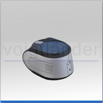 Multispektral Video-Lupe