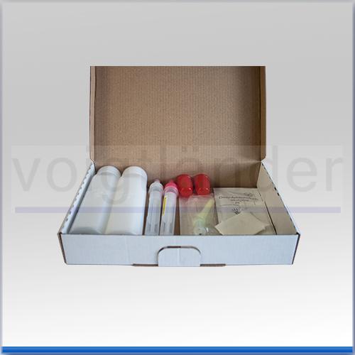 Blutentnahmeset Neutral und Fluorid 8,5ml