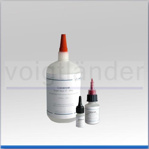 Cyanacrylat, 95% Ethyl-2-Cyanacrylat